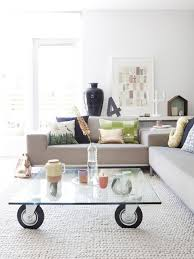 Wooden Coffee Table With Wheels by Choose Furniture On Wheels If You Want Mobility