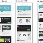 creating a simple responsive html email for how to make a