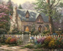 memphis art gallery thomas kinkade u0027s art of entertainment