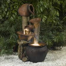 decorative water fountains for home best sumptuous home depot