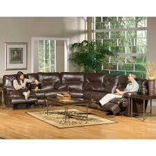 Power Reclining Sofa And Loveseat Sets Brown Power Reclining Sectional 6 Pc Sofa Wedge Loveseat 3 Pc