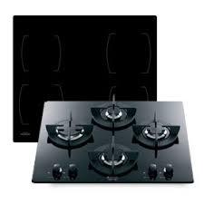 cuisiner au gaz ou à l électricité plaque de cuisson pas chère gaz électrique vitrocéramique