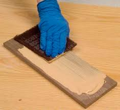 how to use wood sealers grain fillers woodworking