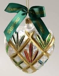 waterford heirloom ornaments peacock masterpiece