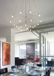 how to choose the right chandelier for your dining room design