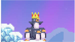 penguin king coming whats backround story