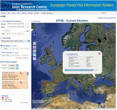 Active Wildfire Map by Use Of Remote Sensing In Wildfire Management Intechopen