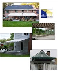 Alutex Awnings Retractable Awnings