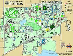 uf cus map of florida map in uf cus uf cus