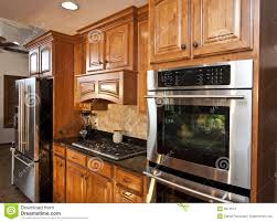 modern kitchen appliances stock photos image 9914513