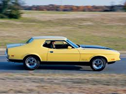 72 mustang coupe 1972 ford mustang h o mustang monthly