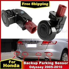 honda odyssey rear bumper car dvr rear bumper backup car parking sensor system for honda