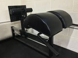 Glute Ham Raise Bench Professional Gym And Equipment Kernow Strength Cornwall