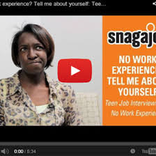 tell about yourself job interview questions u0026 answers