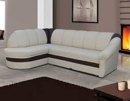 polyuréthane canapé canapé d angle convertible 4 places avec coffre de rangement en pu