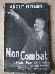 hitler kort biografi mein kf fransk mon combat adolf hitler på tradera com biografier