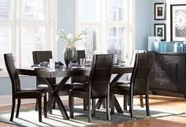 furniture graceful frameless glass dining table with modern