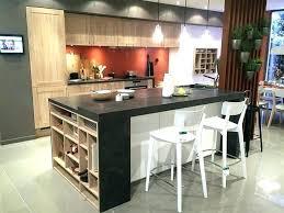 hauteur d un bar de cuisine hauteur d un bar de cuisine simple hauteur plan de travail with