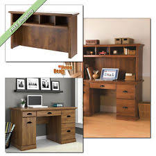 Computer Desk And Hutch Office Desk With Hutch Ebay