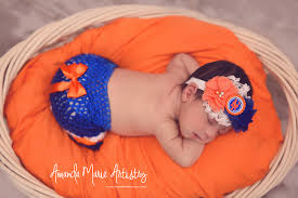 Infant Atlanta Braves Clothes Newborn New York Mets Baseball Crochet Baseball