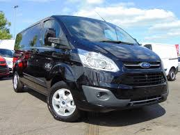 used 2017 ford transit custom 290 l2 h1 limited 2 0 tdci 170ps