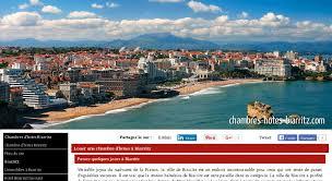 chambre hotes biarritz les volets bleus chambre d hotes biarritz chambres hotes