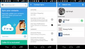 contacts android app 5 best apps to sync contacts with android