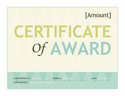 gift certificate template word 2016 stuff i like pinterest