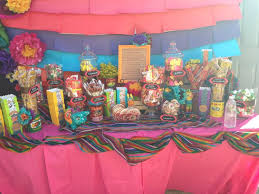 Candy Buffet For Parties by Best 25 Mexican Candy Table Ideas Only On Pinterest Mexican