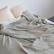 buy hay crinkle bedspread amara