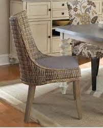 Woven Dining Chair Coaster Matisse Woven Dining Chair Set Of 2 101075 Ebay
