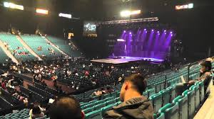 Mgm Grand Map 111126 Our Seats For Kpop Masters Mgm Grand Garden Arena Las