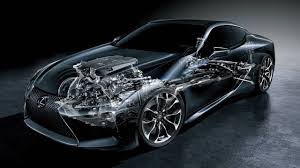 lexus yamaha v8 new 2017 lexus lc 500h engine youtube