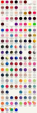 Perfect Match Colors | perfectmatch colorchart jpg
