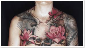 lotus flower tattoos for ideas and inspiration for guys