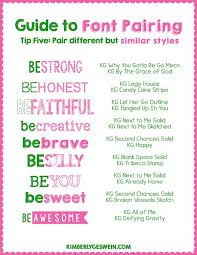 font pairing guide 1 these guides will give you great tips on how