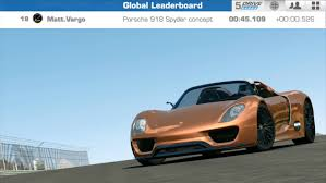 lexus club dubai real racing 3 porsche 918 spyder concept dubai autodrome club