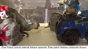 paw patrol cartoni animati italiano episodio paw patrol italiano