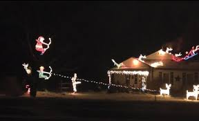 Oglebay Christmas Lights by Christmas Light Reindeer Christmas Lights Decoration