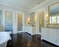 Best White Bathrooms Images On Pinterest Bathroom Ideas Room - White cabinets master bathroom
