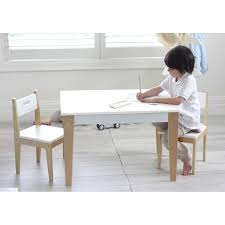 White Kids Desk And Chair Set by Kids Table And Chairs Hip Kids