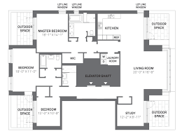 Small Bedroom Floor Plan Ideas 3 Bedroom Apartments Manhattan Home Interior Design Living Room