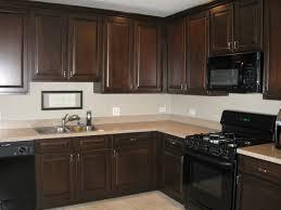 Stain Kitchen Cabinets Darker Kitchen Enjoyable Look Semi Custom Design Kitchen Cabinet Semi