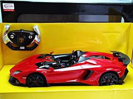 fast lamborghini remote car amazon com rastar automobile lamborghini rc car toys