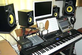 home studio bureau home studio desk recording best bureau images on studios and