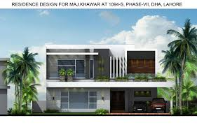 Home Architect Design In Pakistan 1 Kanal House At Dha Phase 7 Lahore By Core Consultant 450 Sqm