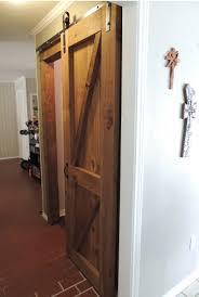 hanging barn doors best 25 hanging barn doors ideas on pinterest