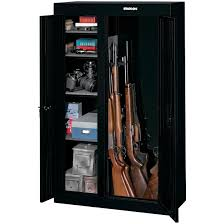 Stack On Double Door Gun Cabinet Cabinet Doors