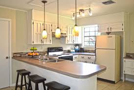 kitchen with island and peninsula island or peninsula in kitchen beautiful breakfast bar ideas for