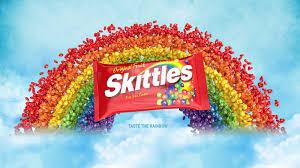 Taste The Rainbow Meme - skittles rainbow meme generator